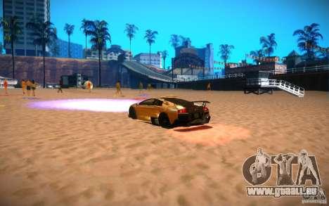 ENBSeries by Inno3D pour GTA San Andreas sixième écran