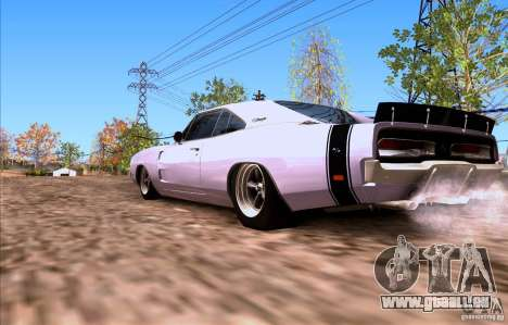 HQ Realistic World pour GTA San Andreas deuxième écran