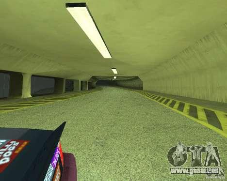 Construction de nouvelles routes à San Fierro pour GTA San Andreas huitième écran