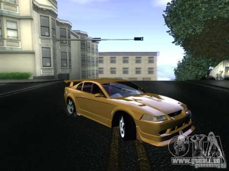 Ford Mustang SVT Cobra pour GTA San Andreas