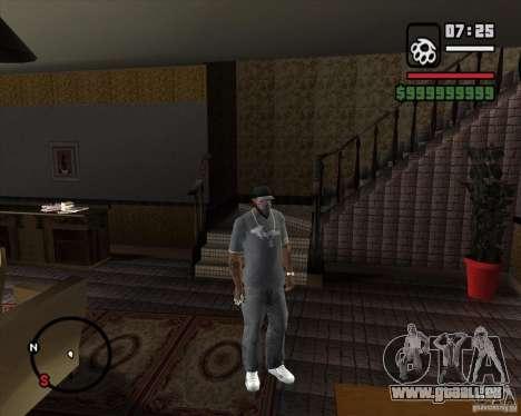Ersetzen das ganze Haus-CJeâ für GTA San Andreas zweiten Screenshot