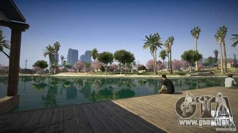 Bildschirme von GTA 5 laden für GTA San Andreas zweiten Screenshot