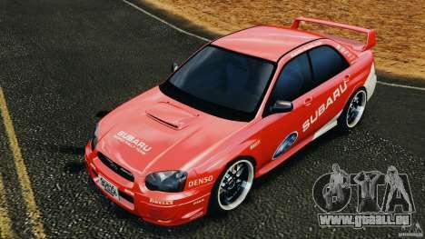Subaru Impreza WRX STI 2005 für GTA 4