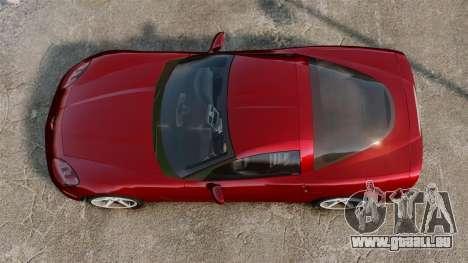 Chevrolet Corvette Z51 pour GTA 4 est un droit