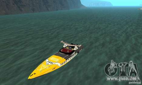 Cesa Offshore für GTA San Andreas