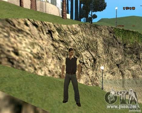 Neue Animationen für GTA San Andreas