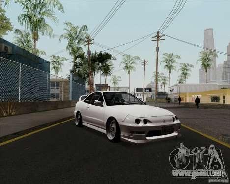 Acura Integra für GTA San Andreas linke Ansicht