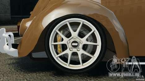Volkswagen Fusca Gran Luxo v2.0 pour GTA 4 Salon