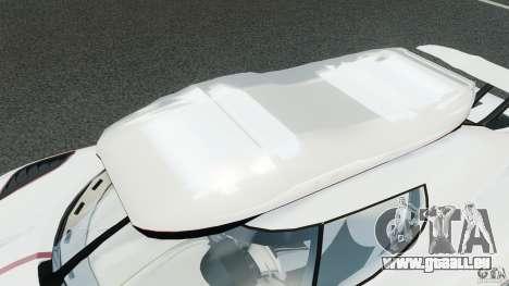 Koenigsegg Agera R v2.0 [EPM] für GTA 4 Räder