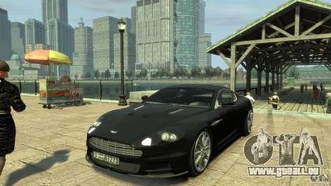 Aston Martin DBS Coupe v1.1f für GTA 4
