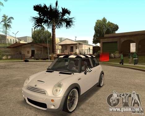 Mini Cooper für GTA San Andreas
