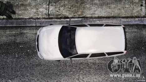 VAZ-2171 Touring pour GTA 4 est un droit