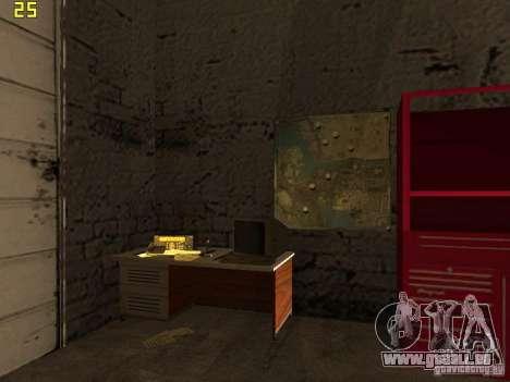 Auto-Service in der Nähe von Grove für GTA San Andreas zweiten Screenshot
