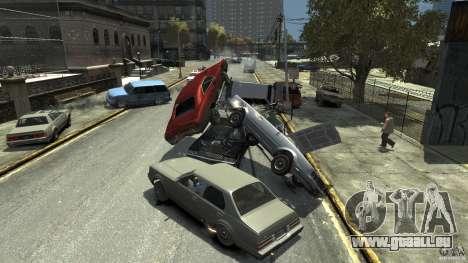 Heavy Car pour GTA 4 troisième écran