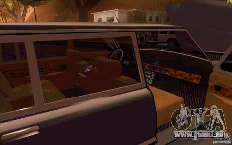 ZIL 41041 für GTA San Andreas Unteransicht