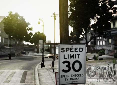 New ENB für GTA 4 siebten Screenshot