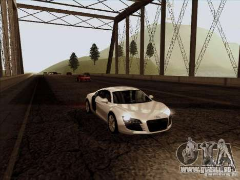 ENBSeries für GTA San Andreas siebten Screenshot