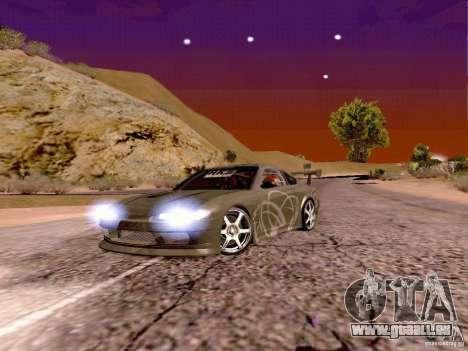 Nissan Silvia S15 By Blaze pour GTA San Andreas