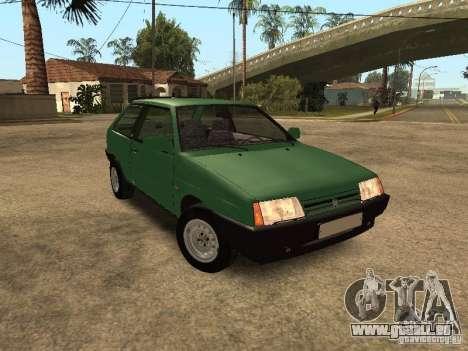 VAZ 2108 Drain pour GTA San Andreas
