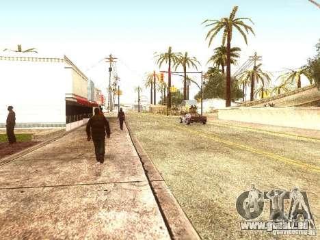 Neue Enb Serie 2011 für GTA San Andreas achten Screenshot