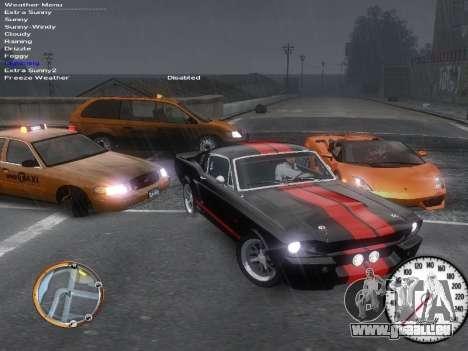 ENBSeries pour PC moyennes pour GTA 4 secondes d'écran