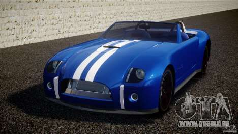 Ford Shelby Cobra Concept für GTA 4