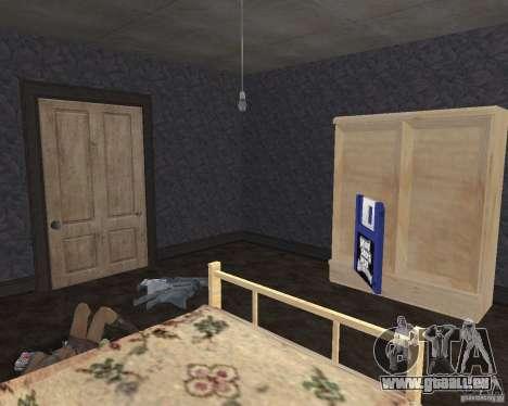Revitalisierende Droge Den v1. 0 für GTA San Andreas her Screenshot