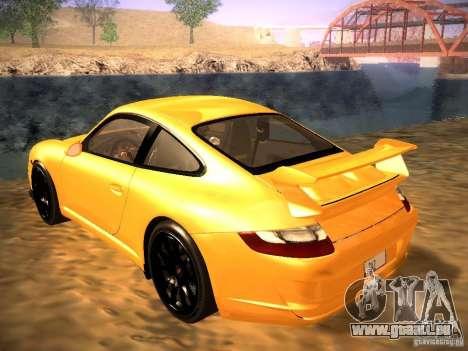 Porsche 911 pour GTA San Andreas vue de côté