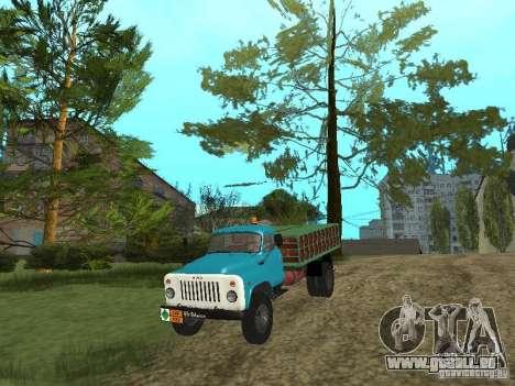 GAZ-53-ballonovoz für GTA San Andreas