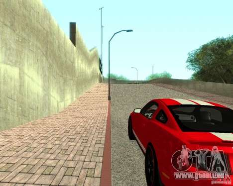 HD Motor Show pour GTA San Andreas