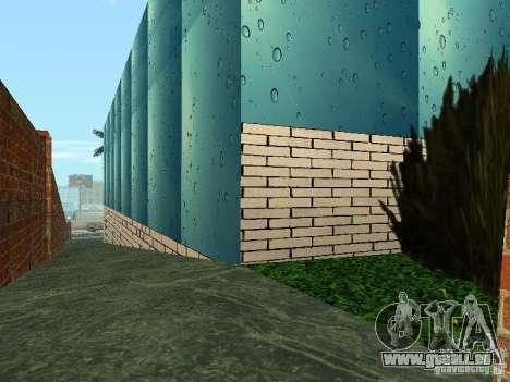 Obnovlënyj Krankenhaus von Los Santos v. 2.0 für GTA San Andreas siebten Screenshot