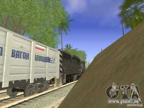 Wagon-tombereau 12-196-01 pour GTA San Andreas