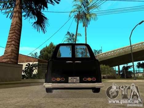 GTA IV TLAD für GTA San Andreas zurück linke Ansicht