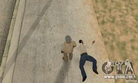 Collision de GTA 4 pour GTA San Andreas