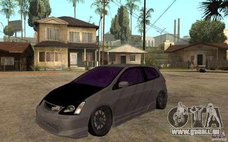 Honda Civic Type-R pour GTA San Andreas