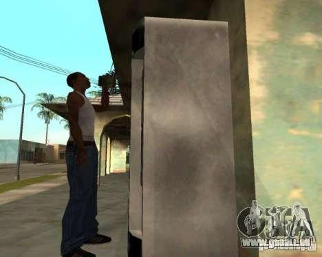 Neumaschinen für GTA San Andreas her Screenshot