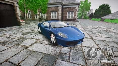Ferrari F430 v1.1 2005 pour GTA 4