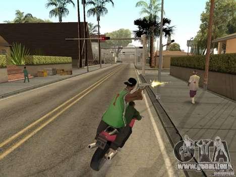 Deux scripts pour une meilleure protection pour GTA San Andreas troisième écran
