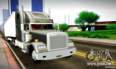 Freightliner Classic XL für GTA San Andreas Seitenansicht