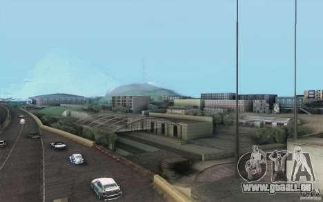 iCEnhancer V3 pour GTA San Andreas deuxième écran