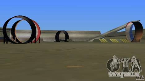 Stunt Dock V2.0 pour GTA Vice City
