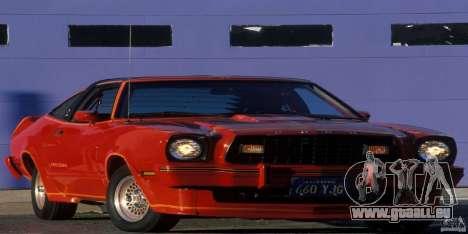 Écrans de chargement dans le style de la Ford Mu pour GTA San Andreas douzième écran