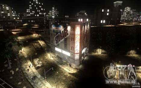 Menü- und Boot-Bildschirme von Liberty City in G für GTA San Andreas zehnten Screenshot