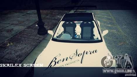 Nissan 380sx BenSpora pour GTA 4 est un droit