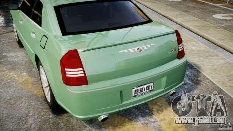 Chrysler 300C SRT8 Tuning für GTA 4-Motor