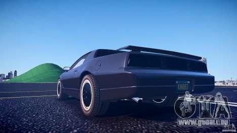 Knight Rider [EPM] für GTA 4 Unteransicht