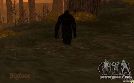 Mystische Kreaturen für GTA San Andreas dritten Screenshot