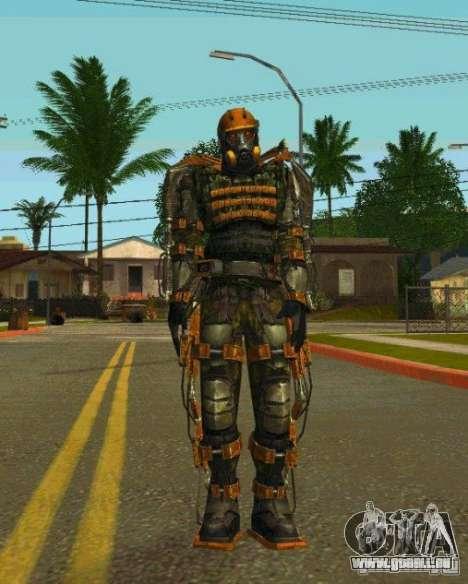 Peaux de S.T.A.L.K.E.R. pour GTA San Andreas septième écran