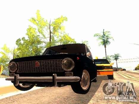 VAZ 2101 Drain für GTA San Andreas linke Ansicht