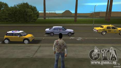 Hemd mit Longsleeve für GTA Vice City zweiten Screenshot
